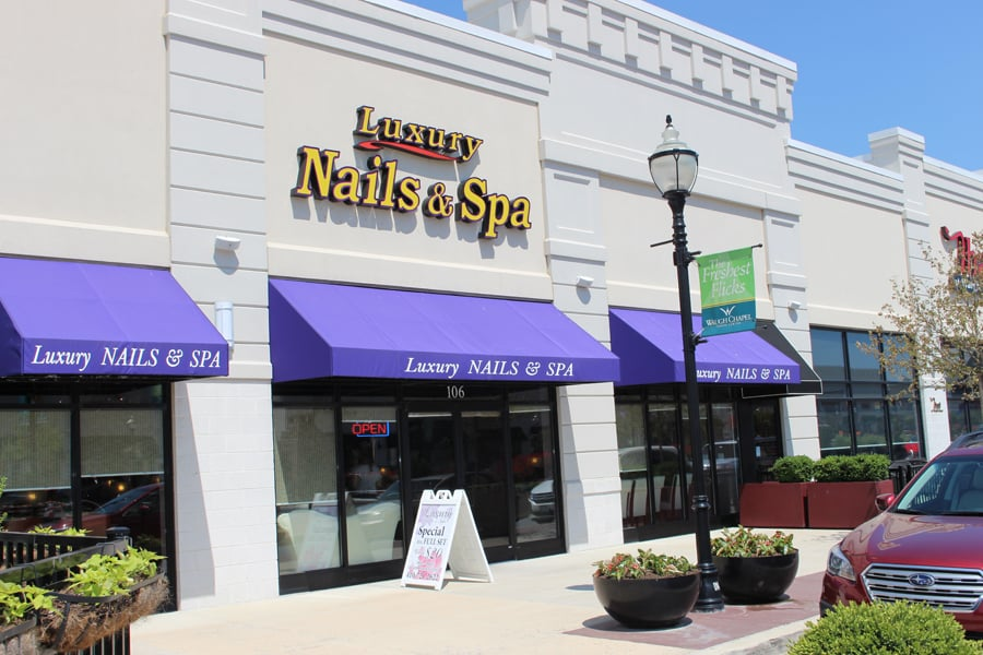 Luxury Nail & Spa - 91 Photos & 112 Reviews - Nail Salons - 1406 ...
