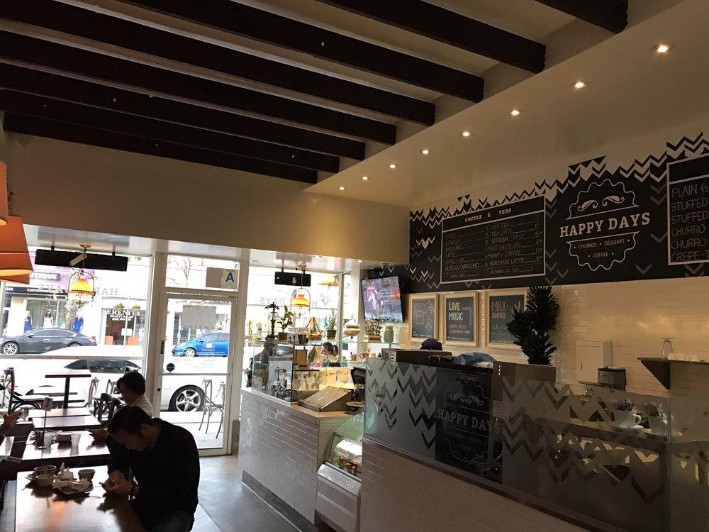 happy days cafe 760 photos 458 avis desserts 14552 ventura blvd sherman oaks los. Black Bedroom Furniture Sets. Home Design Ideas