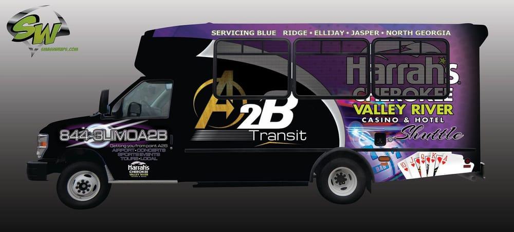 A2B Transit: Blue Ridge, GA