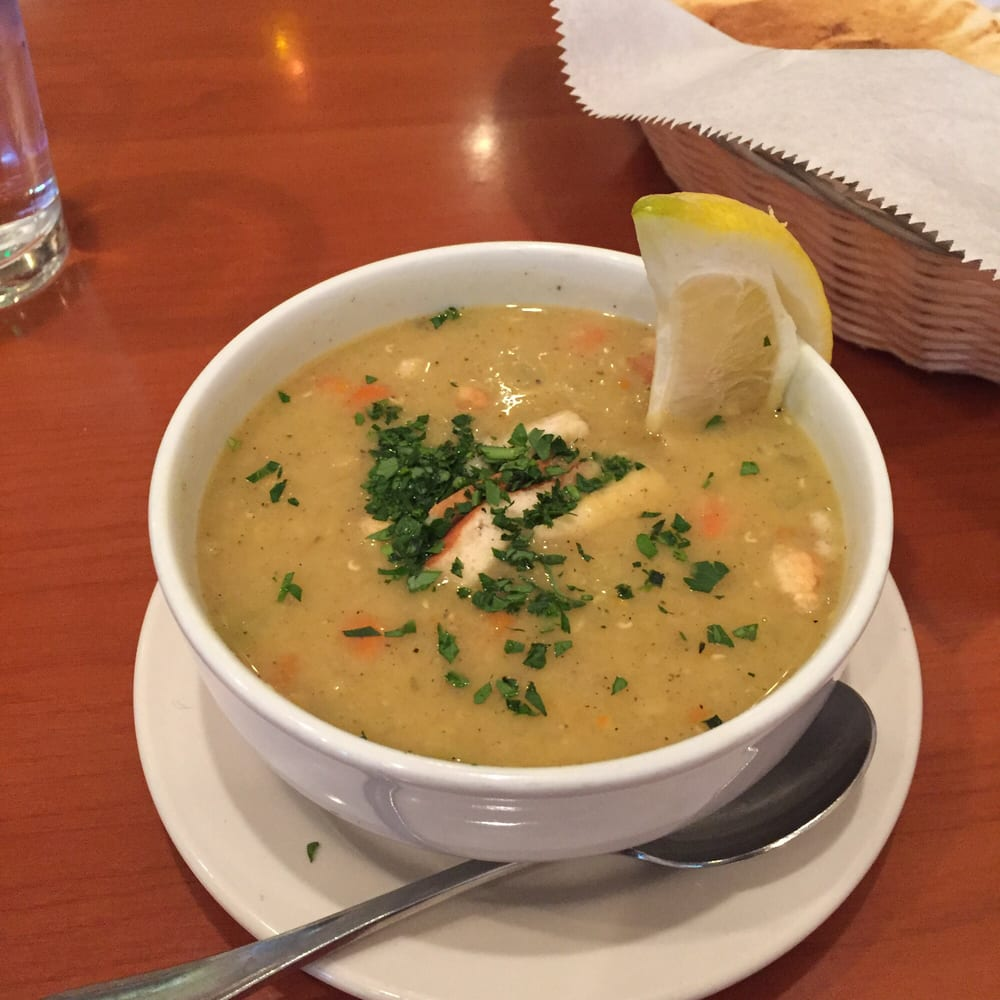 Dawali Mediterranean Kitchen Chicago: Lentil Soup