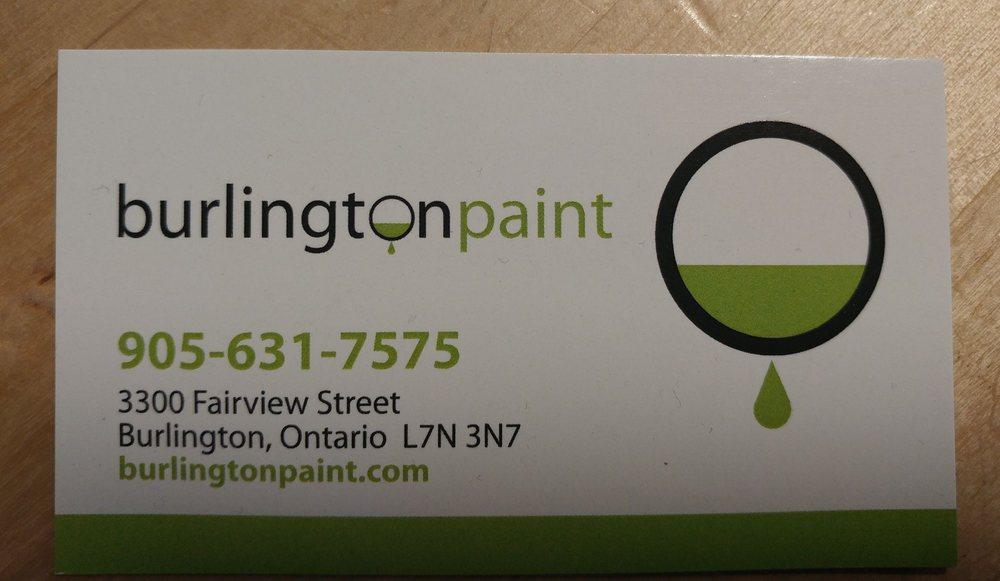 Burlington Paint