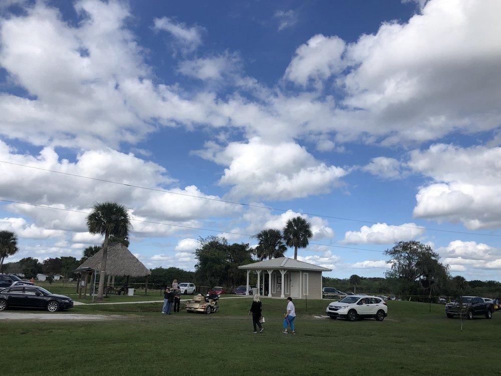 Okeechobee Battlefield Historic State Park: 3500 SE 38th Ave, Okeechobee, FL