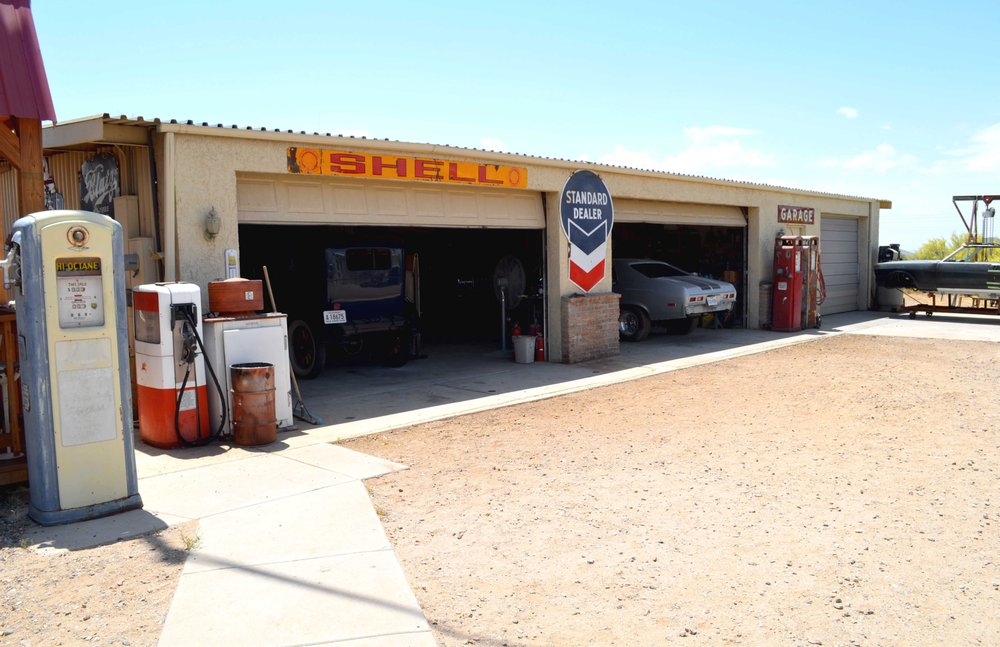 Brandys Auto Body - Body Shops - 41424 N Grand Ave ...