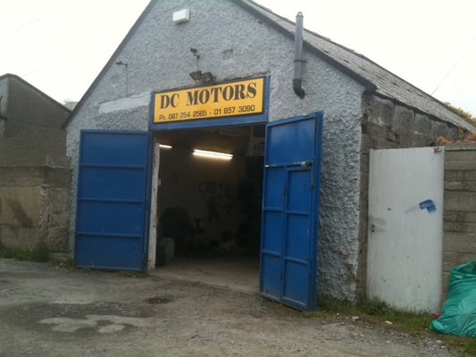 Dc Motors Garages Richmond Road Drumcondra Dublin
