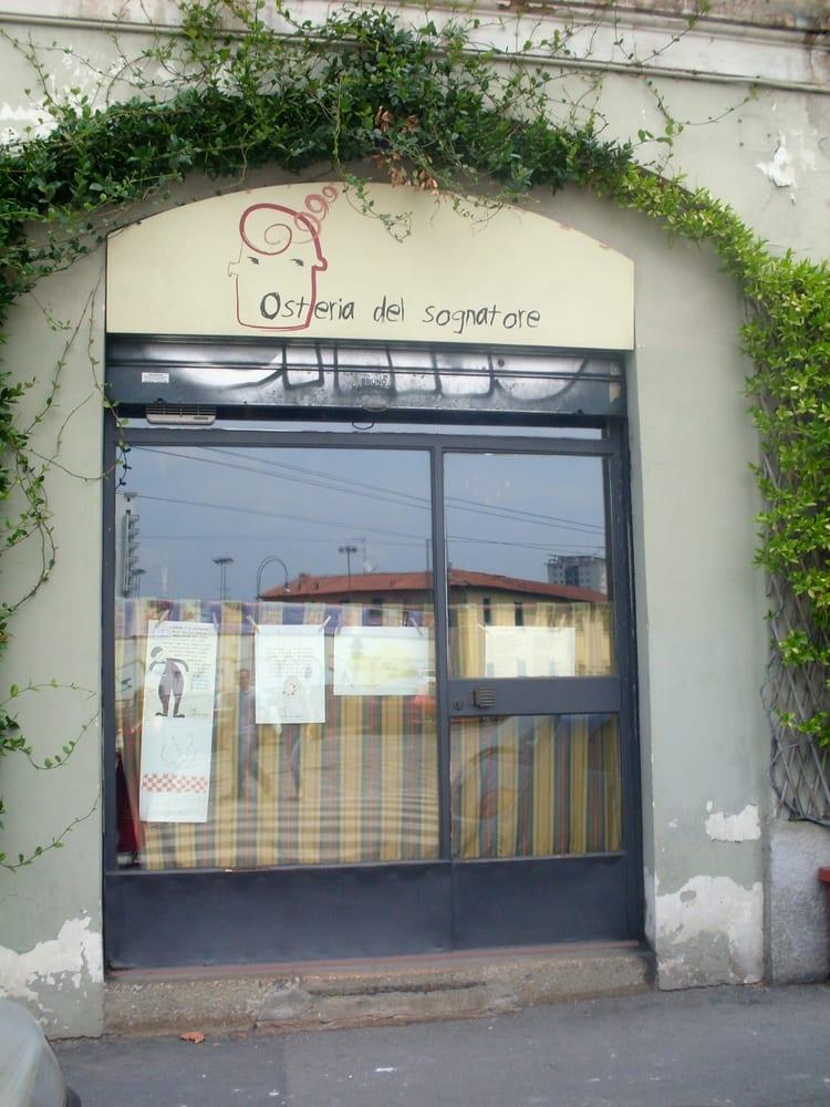 Osteria del sognatore jazz y blues via morimondo 1 - Osteria porta cicca milano ...