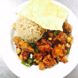 Photo Of Chinese Dragon Restaurant Cedar Creek Tx United States General Tso