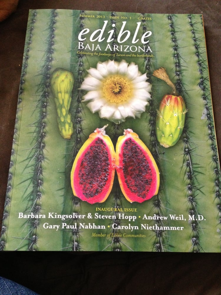 Edible Baja Arizona