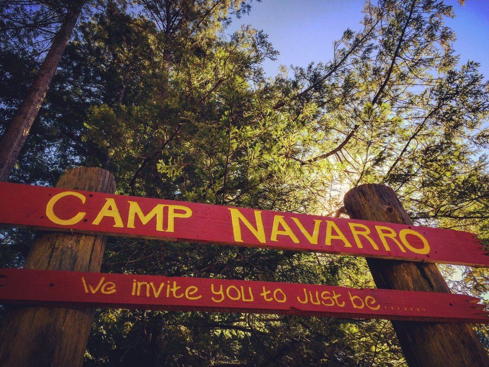 Camp Navarro: 901 Masonite Industrial Rd, Navarro, CA