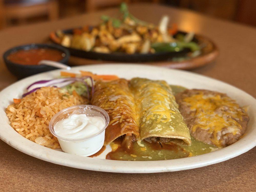 Al Pancho's Mexican Restaurant: 2139 Alpine Blvd, Alpine, CA