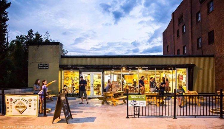 Tri Hop Brewery: 205 Court St, Maryville, TN