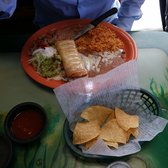 Photo Of El Dos Mexican Restaurant Hays Ks United States Chimichanga