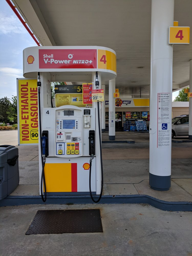 Non Ethanol Gas Stations >> Shell 10 Photos 12 Reviews Gas Stations 5500