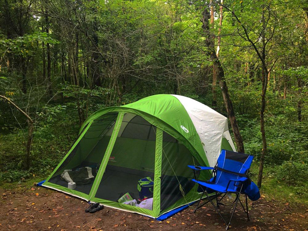Kentuck Campground: 400 Kentuck Trl, Ohiopyle, PA