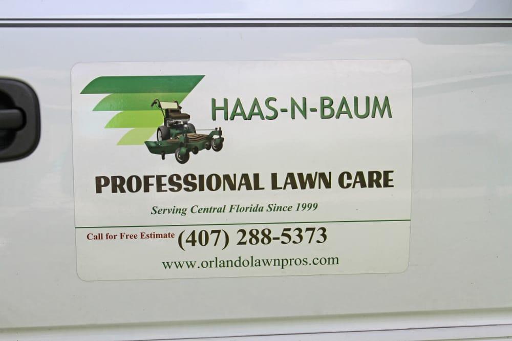 Photos for haas n baum professional lawn care yelp for Lawn care professionals