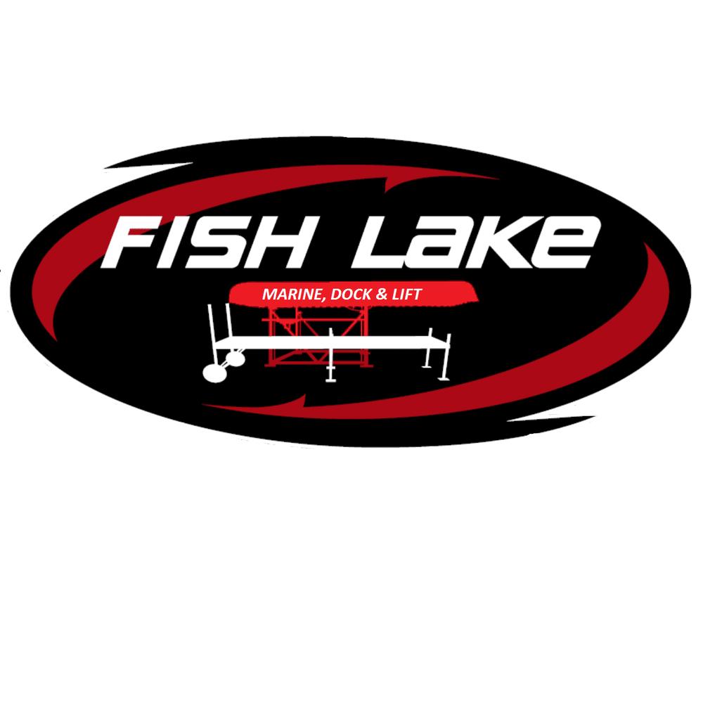 Fish Lake Dock & Lift: 6600 Stark Rd, Harris, MN