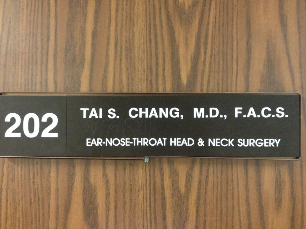 Tai S Chang, MD: 223 N Garfield Ave, Monterey Park, CA