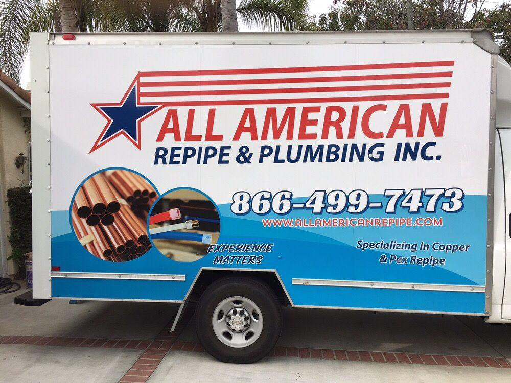 All American Repipe & Plumbing