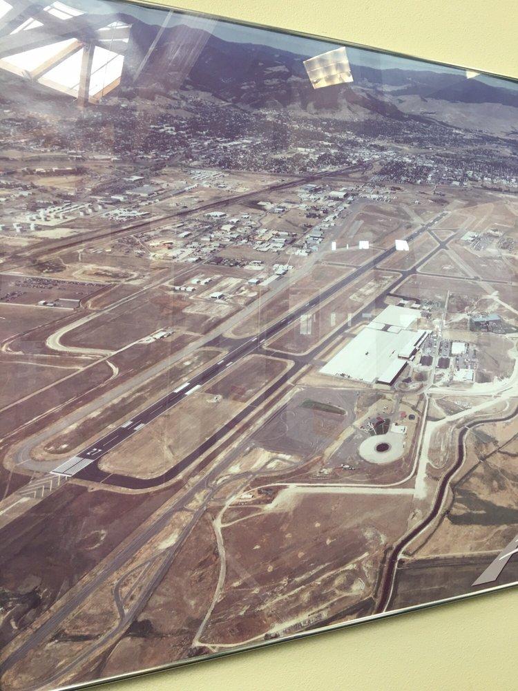 Helena Regional Airport - HLN: 2850 Mercer Lp, Helena, MT