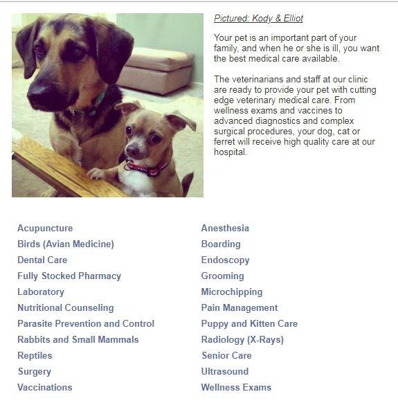 Cherryville Animal Hospital: 496 Willow Rd, Walnutport, PA