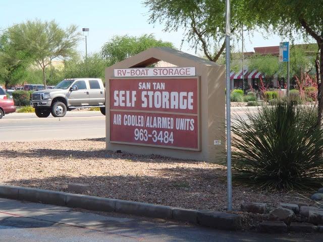 San Tan Self Storage Self Storage 2875 W Chandler