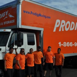 Photo Of Prodigy Moving U0026 Storage   Santa Monica, CA, United States