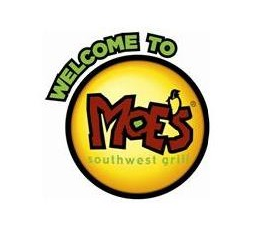 Moe's Southwest Grill: 838 US-206, Hillsborough Township, NJ