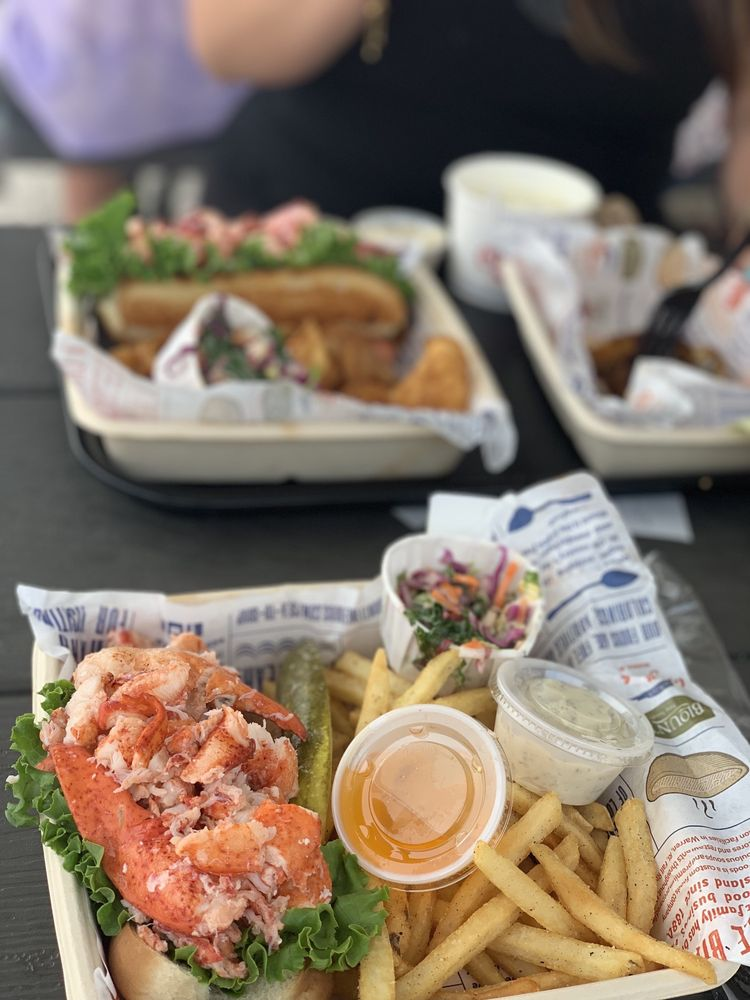 Yelp Reviews for Blount Clam Shack on the Waterfront - 215 Photos