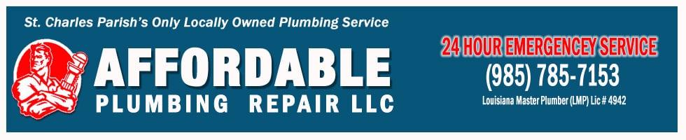 Affordable Plumbing Repair: 897 Magnolia Ridge Rd, Boutte, LA