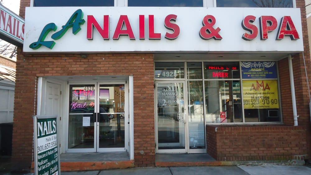 La Nails And Spa Bethesda