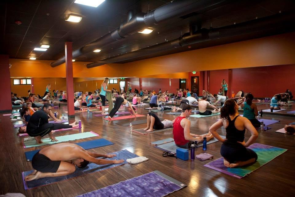 Hot Yoga Experience