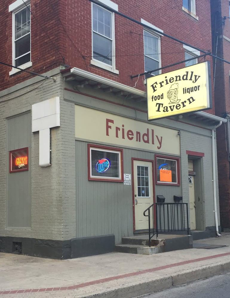 Friendly Tavern: 419 Penn St, Huntingdon, PA