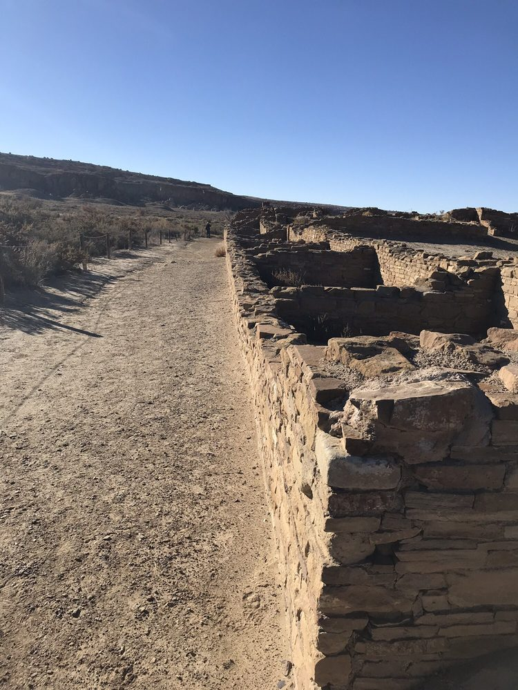 Chaco Culture National Historical Park: Nageezi, NM