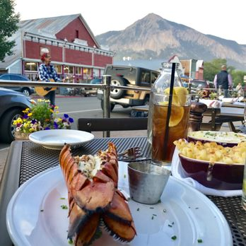 Wonderful Photo Of Elk Ave Prime   Crested Butte, CO, United States. Outdoor Dining