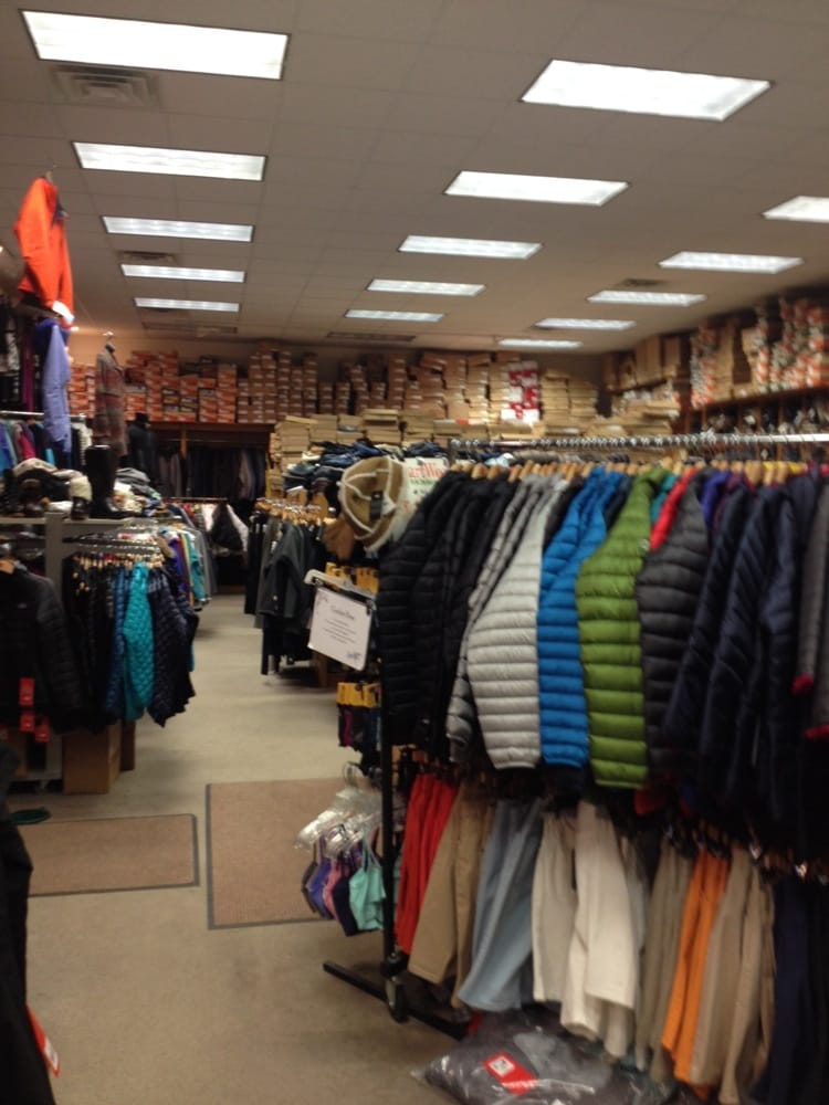 Squire's Family Clothing & Footwear: 193 Katonah Ave, Katonah, NY