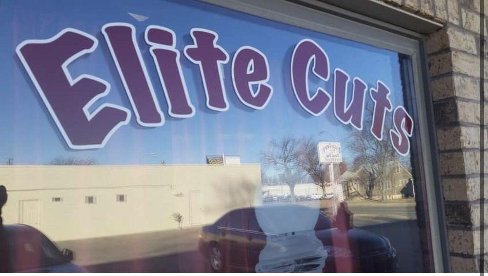 Elite Cuts Barbershop: 719 W 6th St, Junction City, KS