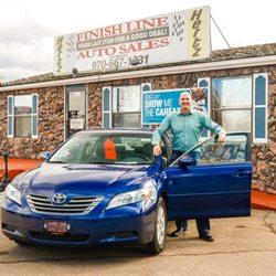 Finish Line Auto Sales >> Finish Line Auto Sales 15 Photos Car Dealers 706 E