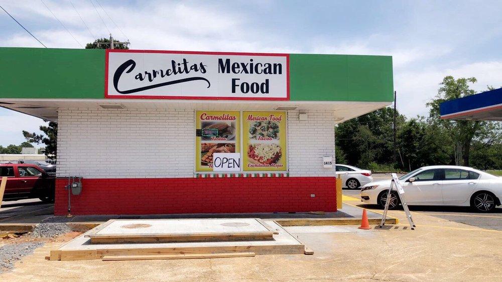 Carmelita's Mexican Food: 1415 Military Rd, Benton, AR