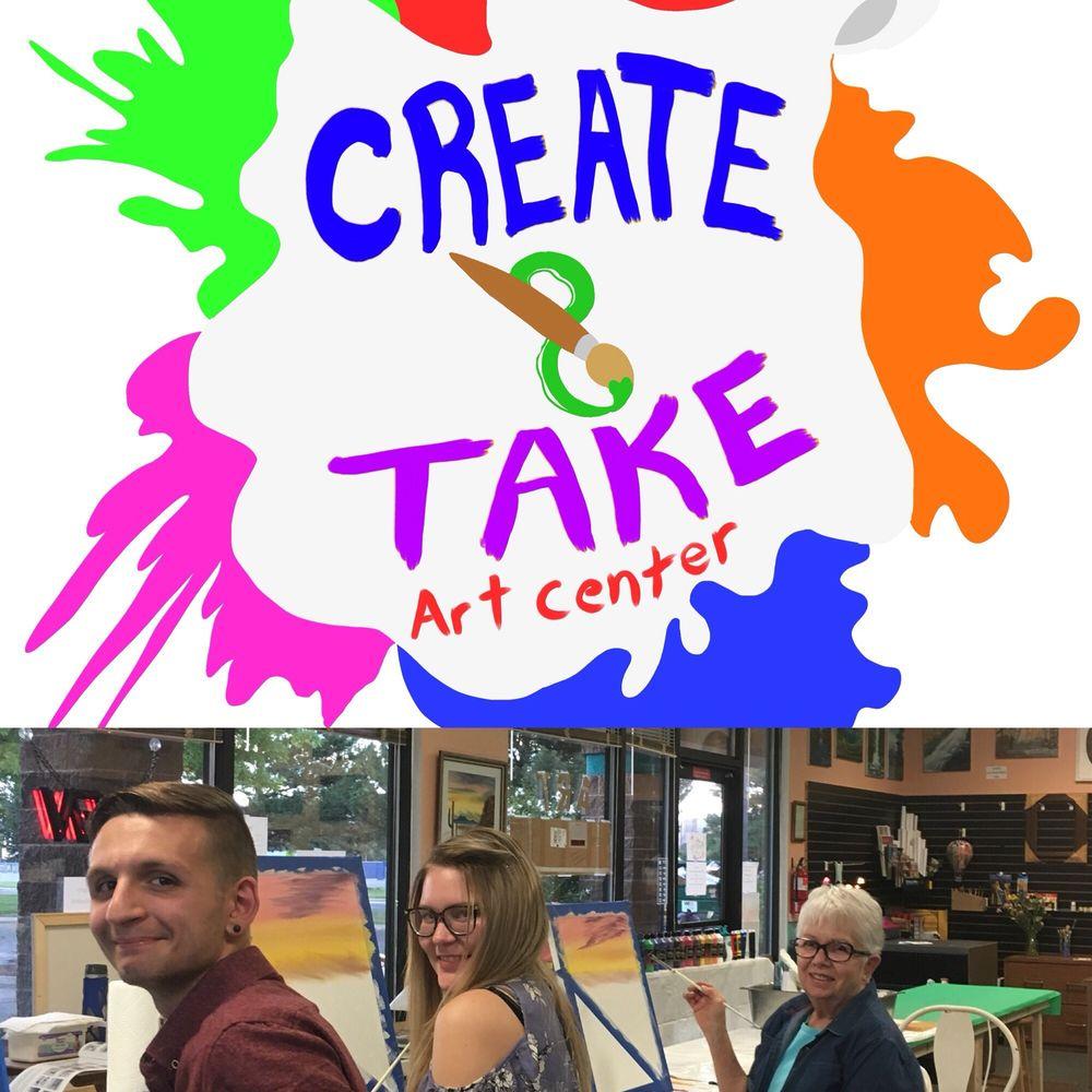 Create & Take Art Center