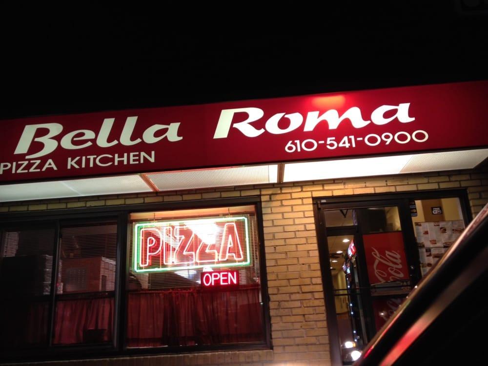 Bella Roma Pizza Kitchen Springfield Pa