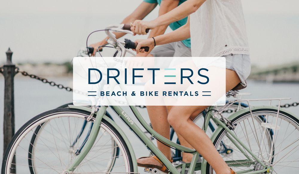 Drifters Beach and Bike Rentals: 1093 A1A Beach Blvd, Saint Augustine Beach, FL
