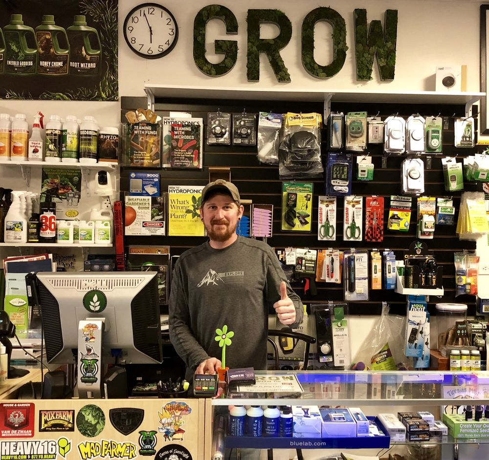 Grow It Big - Organics & Hydroponics: 133 W County Line Rd, Littleton, CO