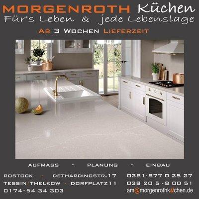 Morgenroth Kuchen Kitchen Bath Dethardingstr 17 Rostock