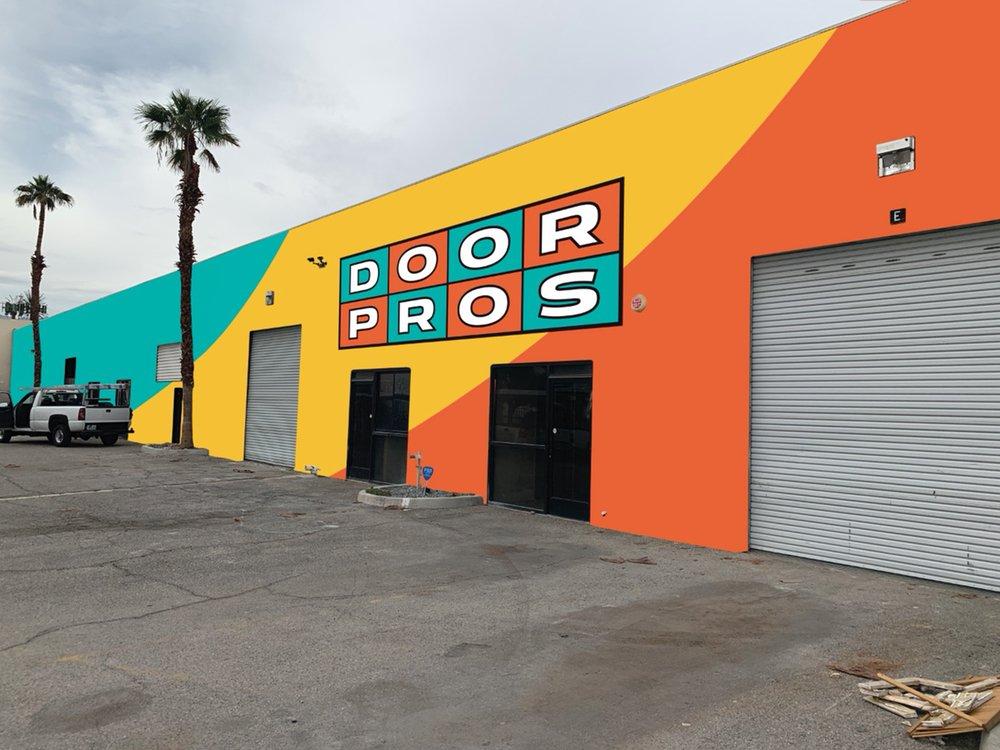 Door Pros: 42461 Ritter Cir, Palm Desert, CA