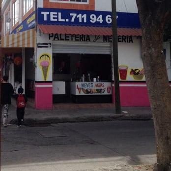 Paleteria La Michoacana De San Pedro Fabrica De Cerveza Blvd