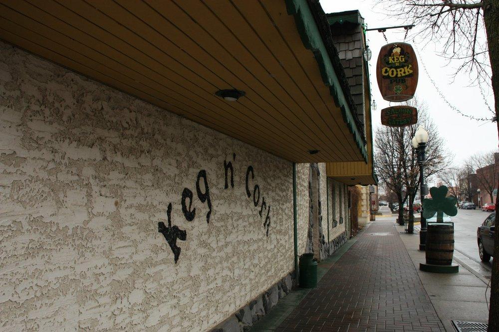 Keg N' Cork: 310 Beltrami Ave NW, Bemidji, MN