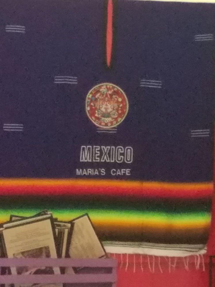 Maria's Mexican Cafe: 131 S Jackson St, Grove Hill, AL