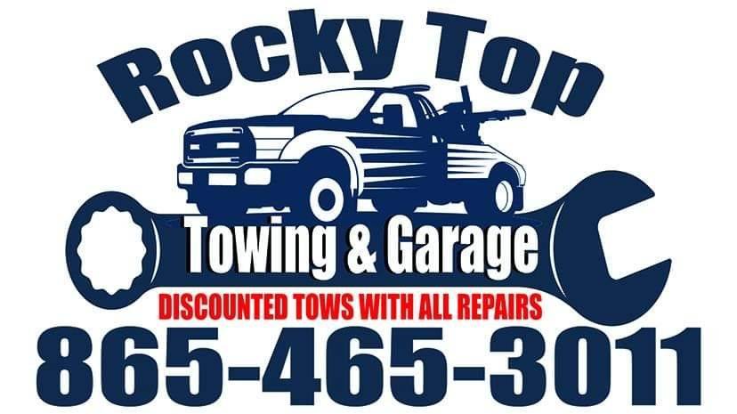 Rocky Top Towing & Garage: 10748 Old Rutledge Pike, Blaine, TN