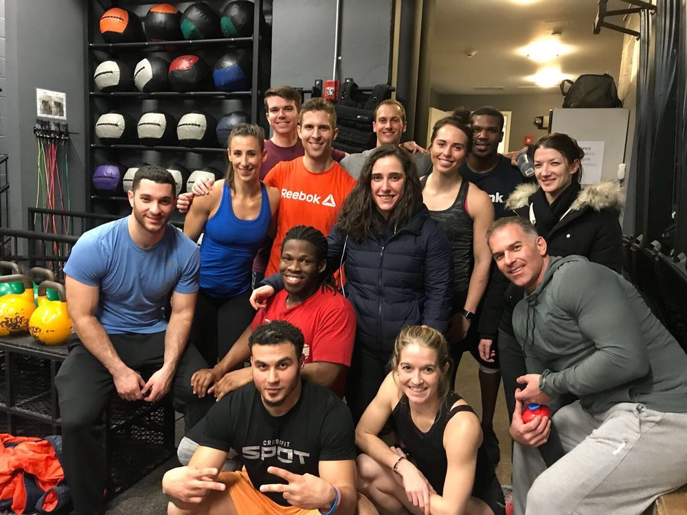 CrossFit SPOT - 55 Amsterdam Ave, Upper West Side, New York