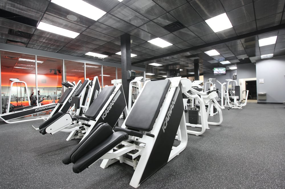 Catalyst Health & Fitness: 100 Main St N, Southbury, CT