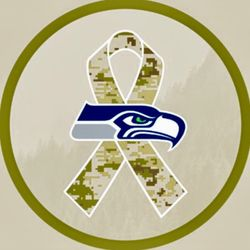 516f16f9a Photo of Seattle Seahawks - Seattle, WA, United States. God Bless our TROOPS